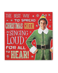 Elf Christmas Cards 8 Pack