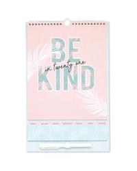 Script 2021 Be Kind Family Organiser