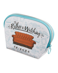 Friends I'd Rather Be Cosmetic Bag