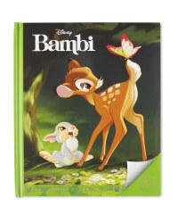 Bambi Story Book