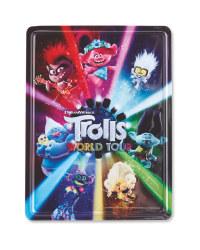 Kids' Trolls World Tour Activity Tin
