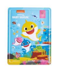 Kids' Baby Shark Activity Tin