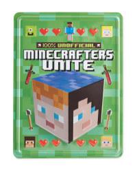 Minecraft Unites Activity Tin