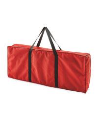 Red Gift Wrap Storage Bag