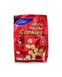 Multipack Mini Choc Chip Cookies