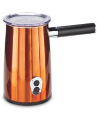 Copper Hot Chocolate Maker