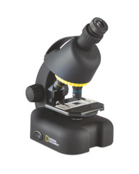 National Geographic Zoom Microscope