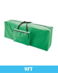 Green 9ft Christmas Tree Storage Bag