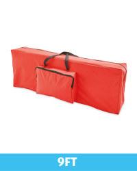 Red 9ft Christmas Tree Storage Bag