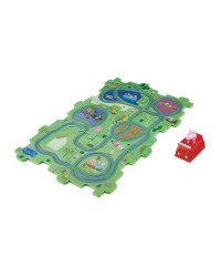 Peppa Pig Tile Track Playset