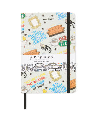 Friends Infographic 2021 Diary