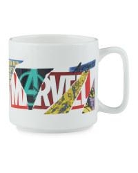 Marvel Avengers Logo Mug