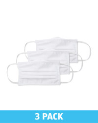 Reusable Adult Face Covering 3 Pack