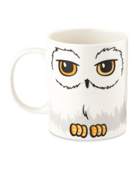 Harry Potter Ceramic Hedwig Mug