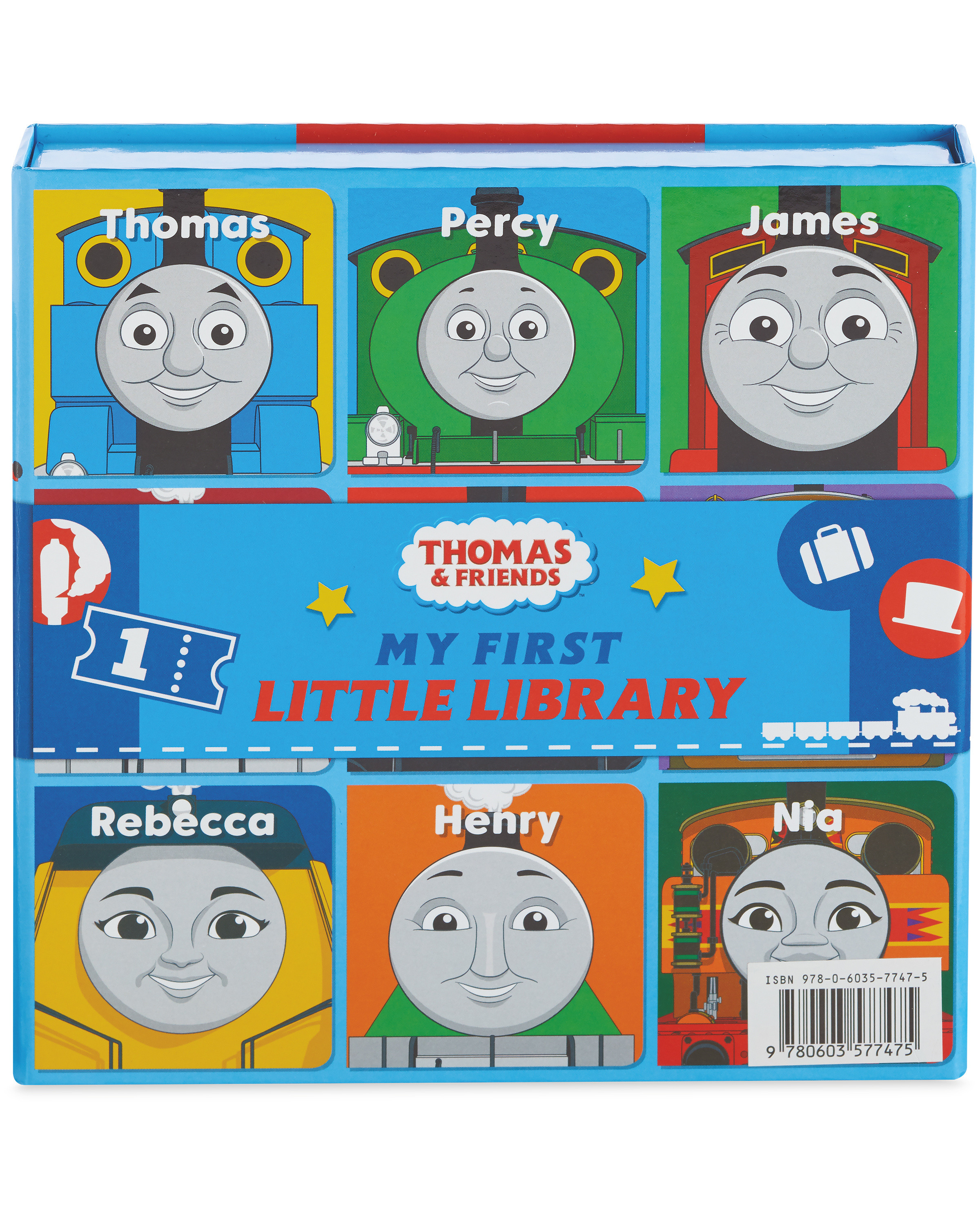 Thomas & Friends Box of Little Books