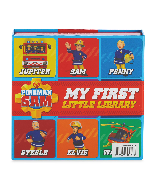Fireman Sam Big Box of Little Books