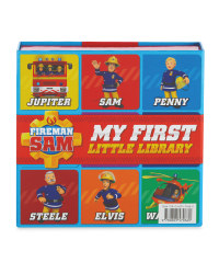 Fireman Sam Big Box of Little Books