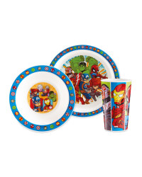 Marvel Avengers Breakfast Set