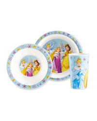 Disney Princess Winter Breakfast Set