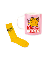 Little Miss Sunshine Mug & Socks Set