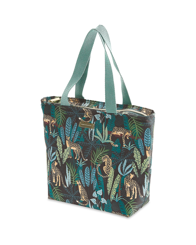 Kirkton House Cheetah Tote Lunch Bag