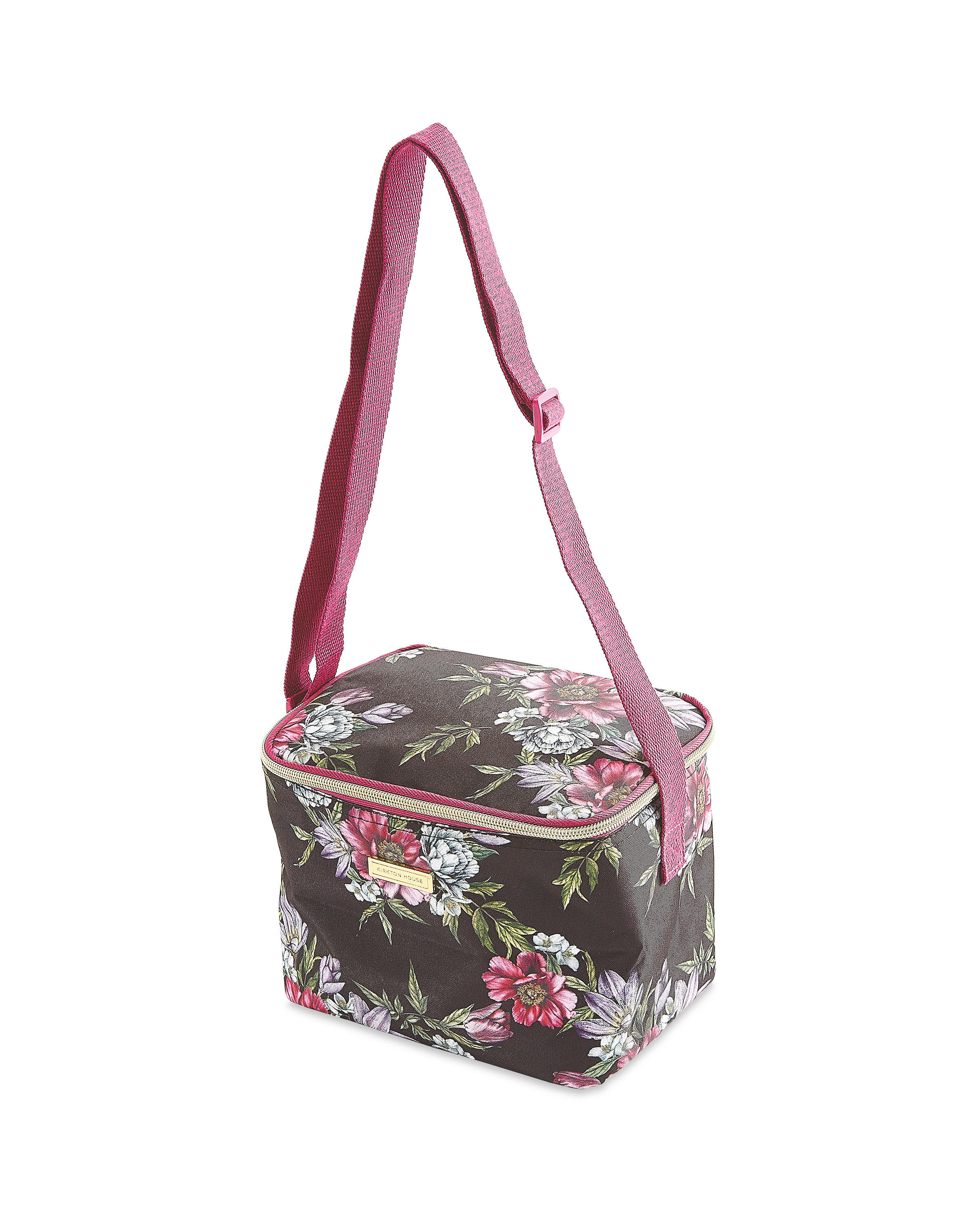 Floral Cooler Lunch Bag