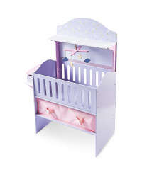 Little Town Wooden Baby Clinic