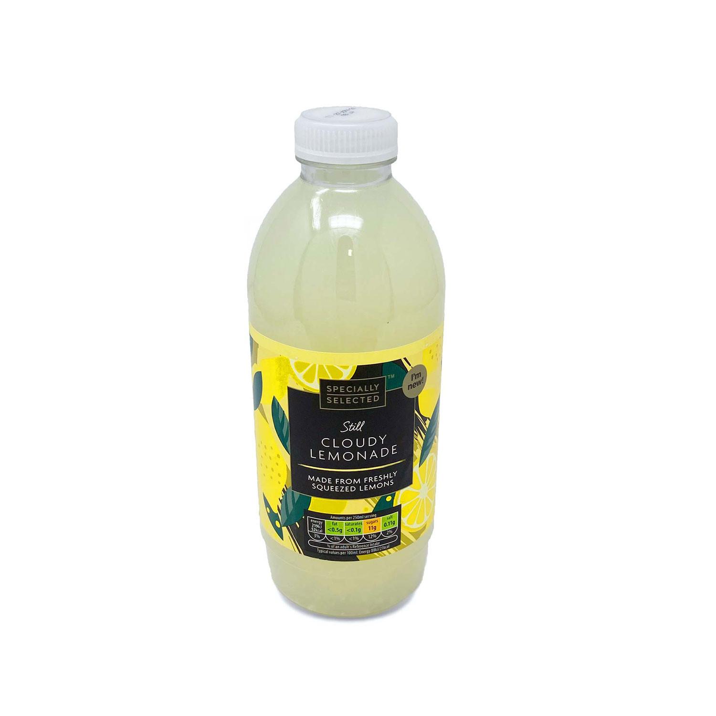 Still Cloudy Lemonade