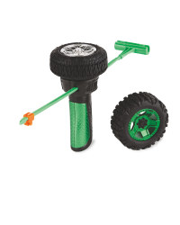 Green Off Road Wheel 2 Pack
