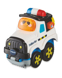 Toot-Toot Press 'N' Go Police Car