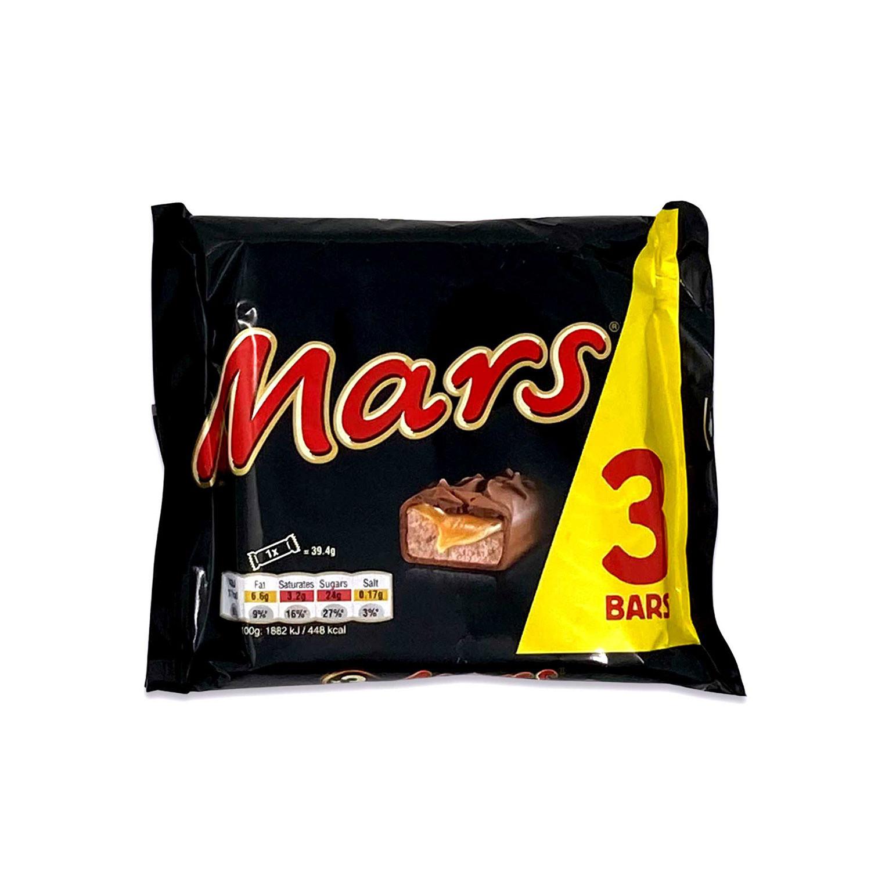 Chocolate Bars Multipack