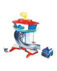 Paw Patrol HQ Lookout Tower Set