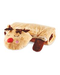 Kirkton House Reindeer Snuggle Pod