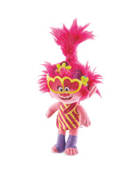 Trolls Poppy With Glasses Soft Toy