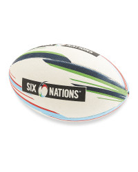 Six Nations Midi Rugby Ball