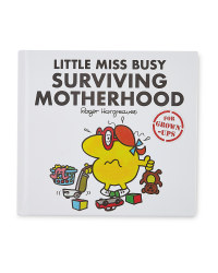 Little Miss Busy Mother Adult's Book
