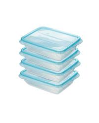 Teal 750ML Fresh & Freeze Box 4 Pack
