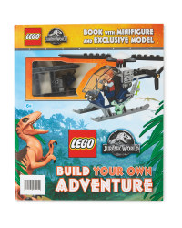 Lego Jurassic Build Your Adventure