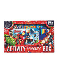 Marvel Avengers Activity Box