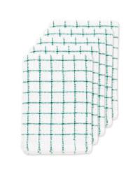Emerald Terry Tea Towels 5 Pack