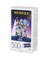 Beetlejuice Blockbuster Puzzle