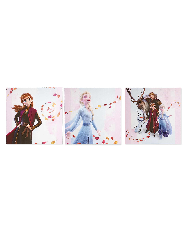 Children's Frozen 2 Canvas Print