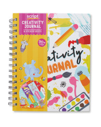 Script Kids' Creative Journal