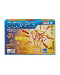 Geomag Color 64 Piece Set