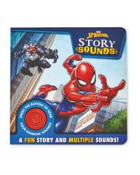 Marvel Spider-Man Magic Sounds Book