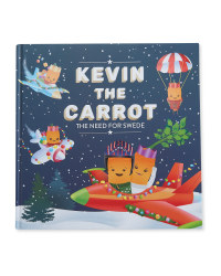 Kevin The Carrot Need for Swede Book