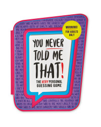 You Never Told Me That Humour Book
