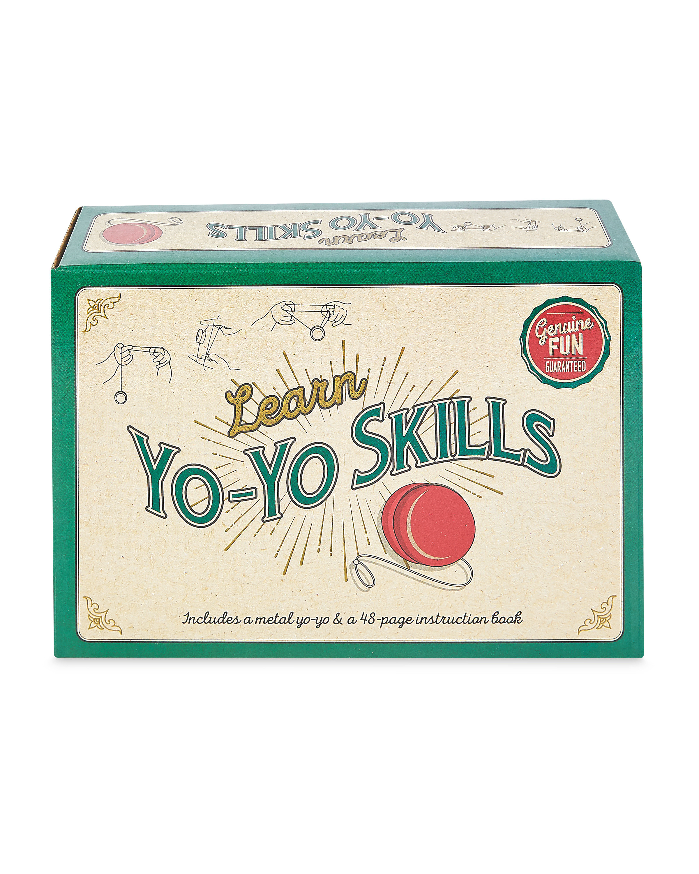 Learn Yo-Yo Retro Box
