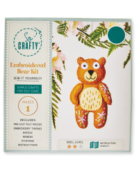 So Crafty Bear Craft Character Kit