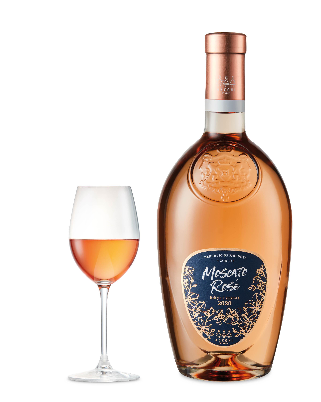 Moscato Rosé